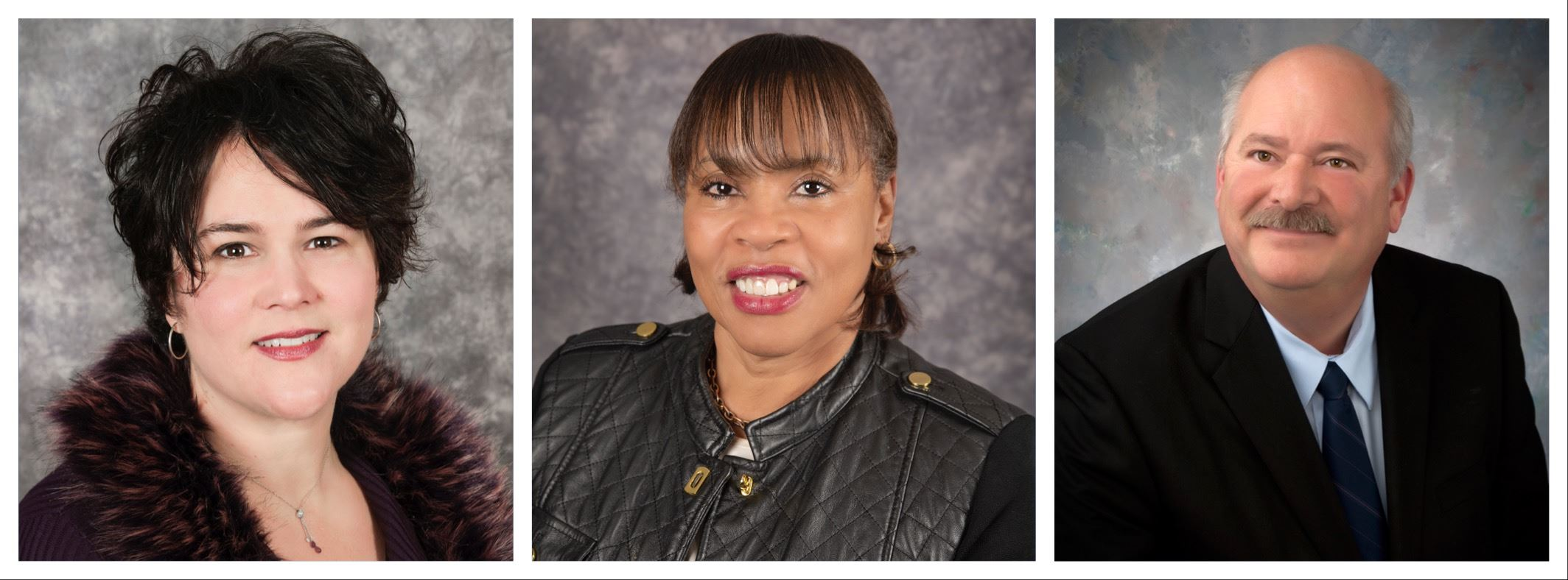 : Photos of Chairperson LaLonde, Vice Chairperson Quarles and Commissioner Fowkes are attached.