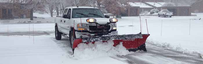 stock photo of a private plow