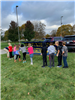 Clarkston Elementary Student's Painting the Plow