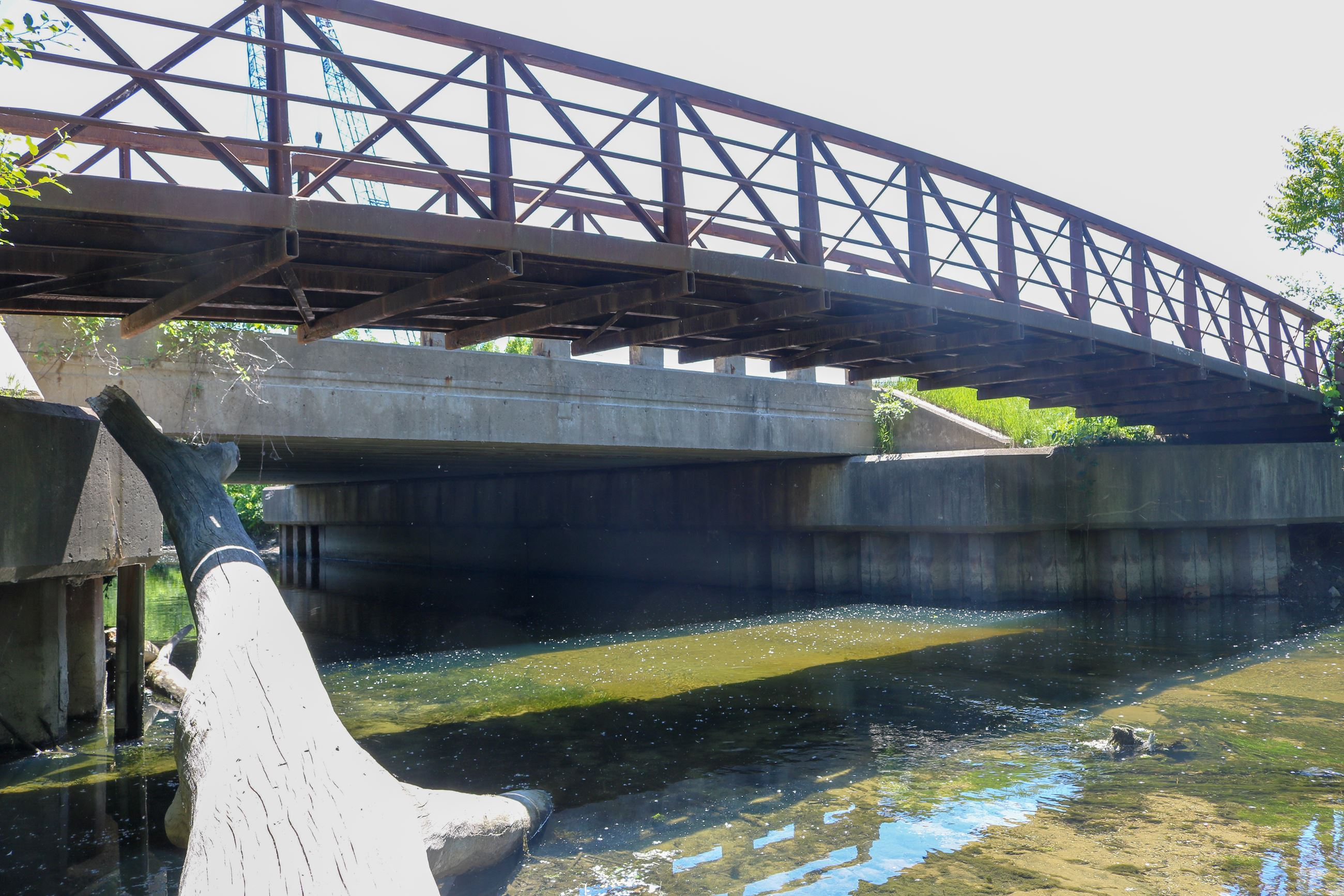 Opdyke Road Bridge Over Clinton River (15)