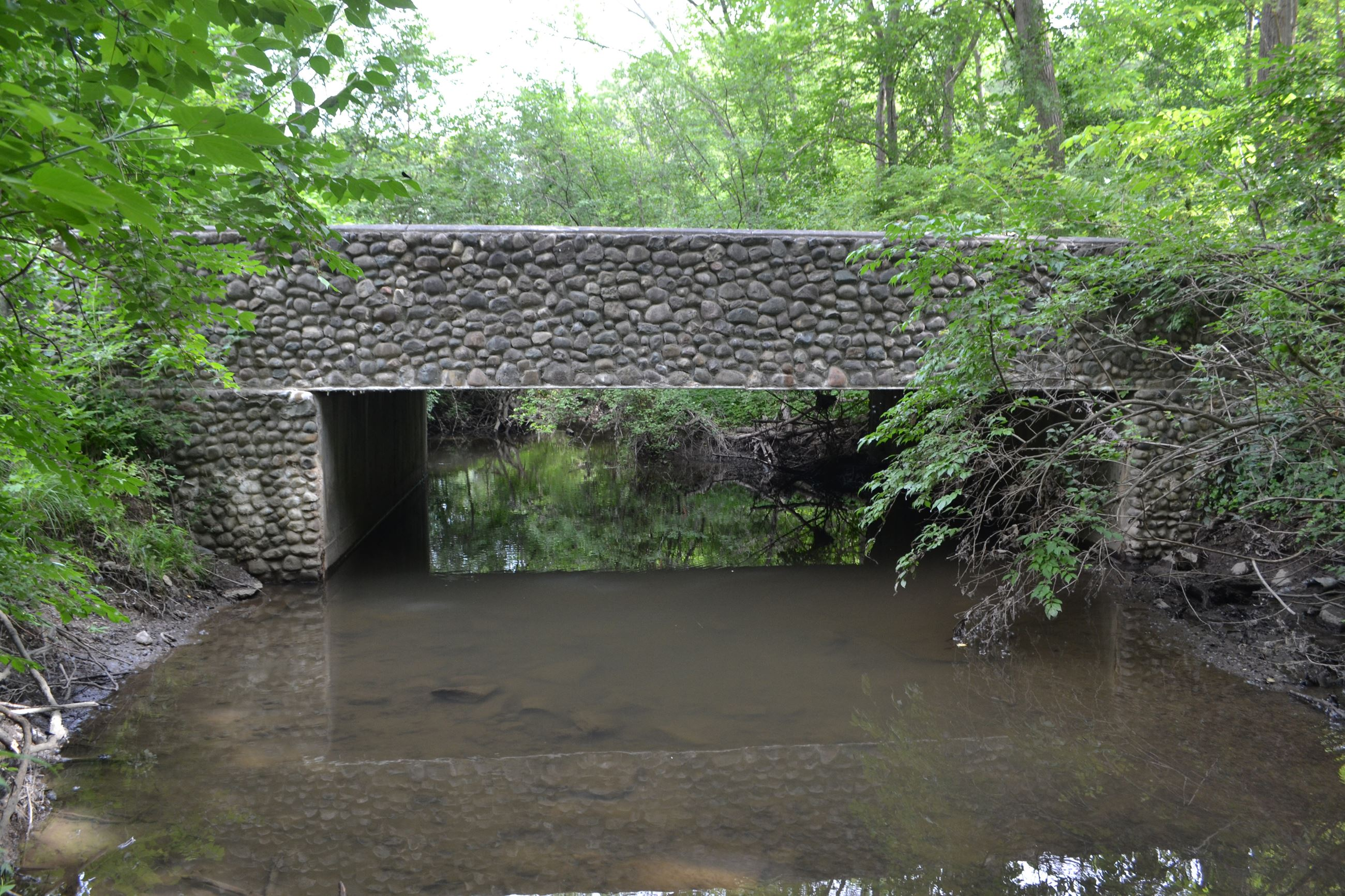 Manor Road Bridge, Bloomfield Twp
