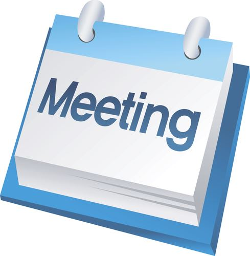 Meeting-Sign