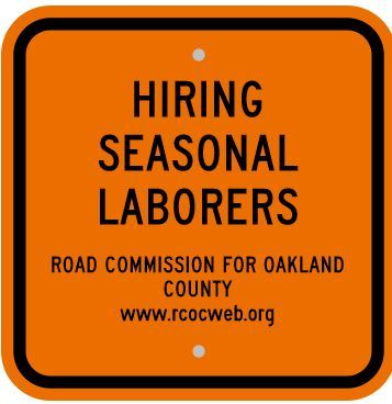 Seasonal employees sign for hire, RCOC is looking to hire laborers